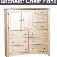Bachelor Chest Plans