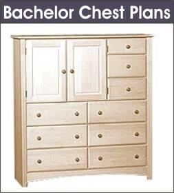 """Bachelor Chest Plans"","