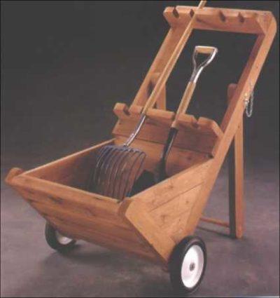 """""""Garden Cart PLANS"""","""
