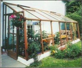 """""""Add-On Cedar Greenhouse (8 by 20) PLANS"""","""