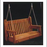 Garden or Porch Swing Plans