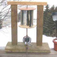 """Savonius Micro-Windcharger – PLANS"""
