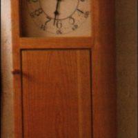 Shaker Wall Clock PLANS