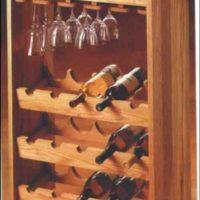 Wine & Stemware Cart – PLANS