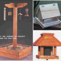 Bird Feeder Station – PLANS