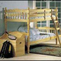 Bunk Bed Plans – Hardwood