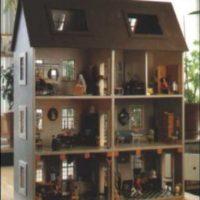 """Doll House PLANS – New England Design"","