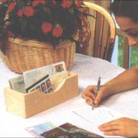 Letter Box PLANS